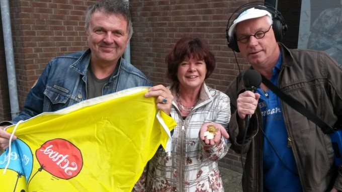 Marion Velderman eerste winnaar