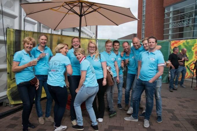 Metchem wint T-shirt verkiezing 2018