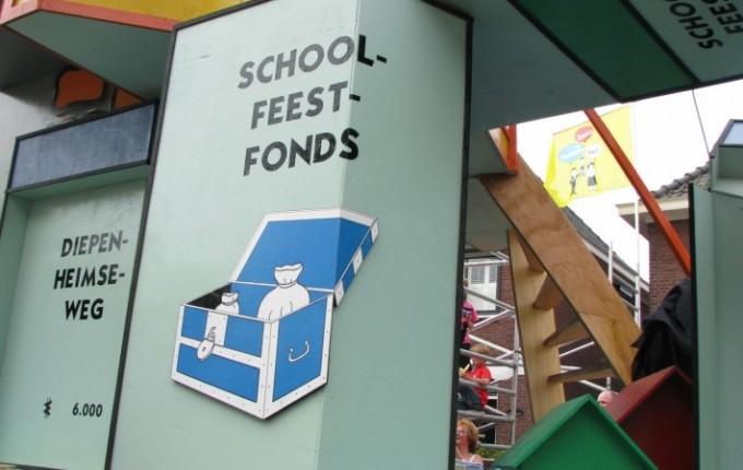 Schoolfeestfonds keert € 30.925 uit